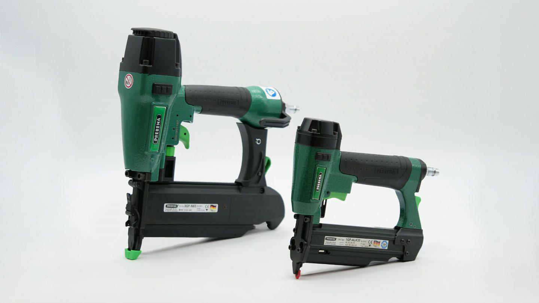 Druckluftnagler für Brads/Pins